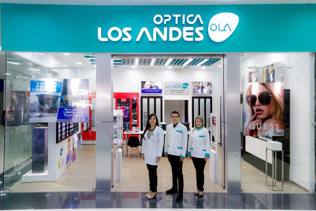 Óptica Los Andes abrió su quinta tienda en Cuenca – Cámara de ... 9bb1630c00e